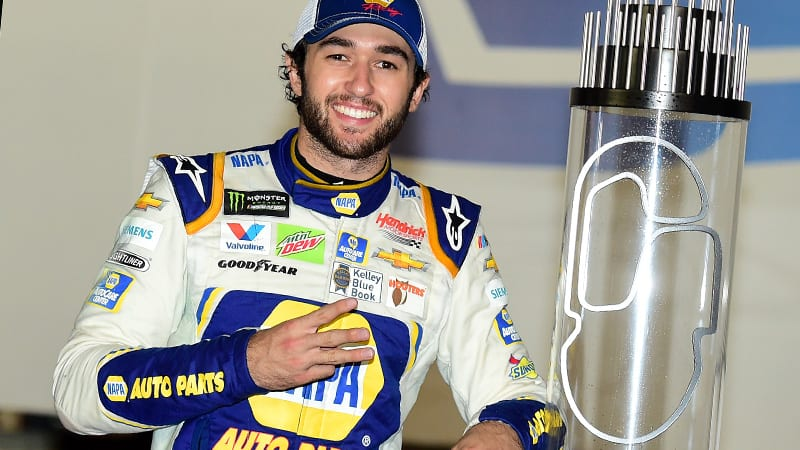 Season Review: Chase Elliott