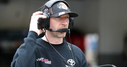 Pearn to Step Away from NASCAR