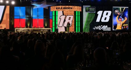Photos from NASCAR Awards