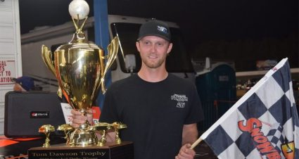 Braden Inherits Snowball Derby Win