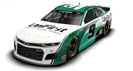 Elliott to run new UniFirst Paint Scheme in 2020