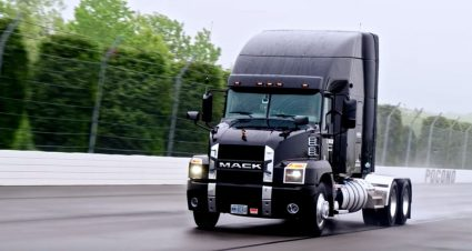 NASCAR, Mack Trucks Announce Multi-Year Extension