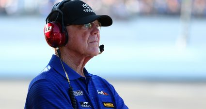 Hall of Fame Inductee: Joe Gibbs