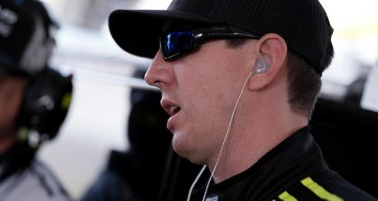 Kyle Busch Ready for Rolex 24