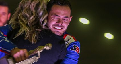 Opinion: Larson's Passion for Racing Should Never be in Doubt