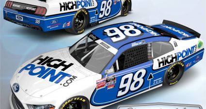 HighPoint to Sponsor Chase Briscoe