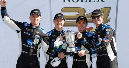 Wayne Taylor Racing Wins Rolex 24