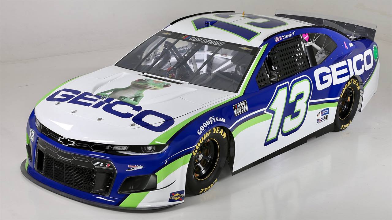 Germain Racing 13