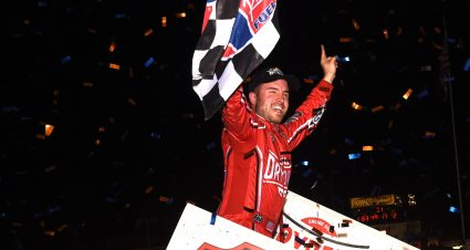 Schuchart Wins DIRTcar Nationals Finale