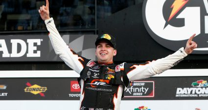 Gragson Gets First Xfinity Win