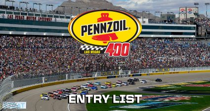 Pennzoil 400 Entry List