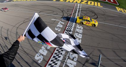 Pennzoil 400 Results