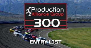 Production Alliance 300 Entry List