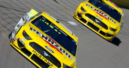Change Paying Off for Penske