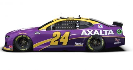 Hendrick, Axalta to Honor Kobe