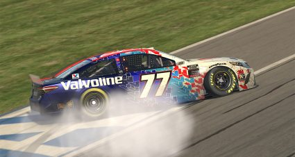 Crowder Captures iRacing Win at Auto Club