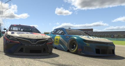 Pistone: iRacing Helps Fill the Void