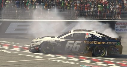 Hill Claims iRacing Texas Win
