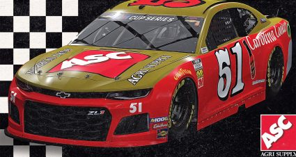 Gase to Pay Tribute to Bobby Allison at Darlington