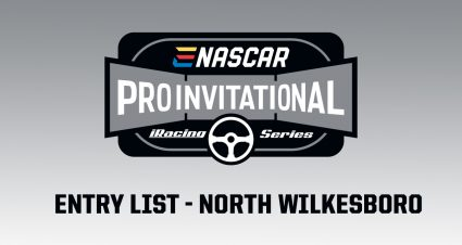 North Wilkesboro iRacing Entry List