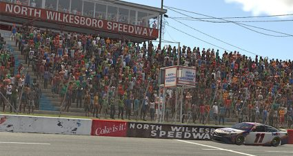 North Wilkesboro iRacing Results