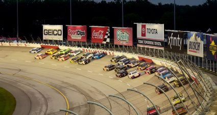 Limited Fans to Attend Southern 500