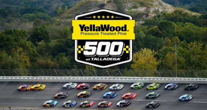 YellaWood to Sponsor Playoff Race at Talladega