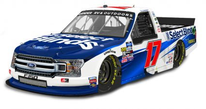 Ragan to Drive for DGR-Crosley at Atlanta