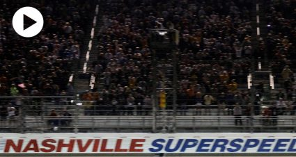 Nashville Superspeedway Returns