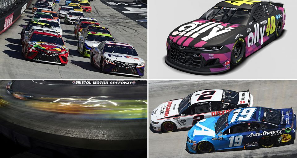 All-Star Race Story Lines