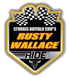 Rusty Wallace Ride Logo