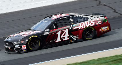 No. 14 Crew Chief Suspended
