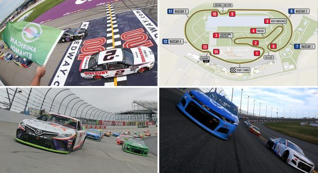 Cup Series August