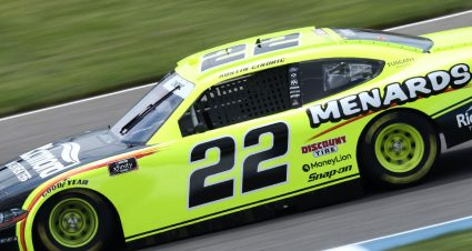Cindric Leads NXS to Road America