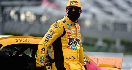 New Crew Chief for Kyle Busch
