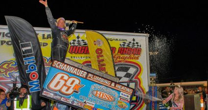 Dewease Collects $53,000 in Tuscarora 50 Victory