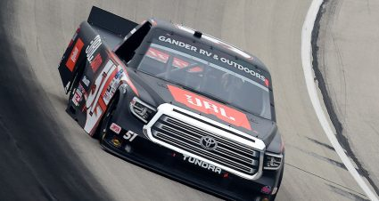 No. 51 Truck Team Penalized