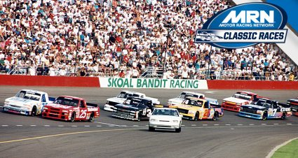 MRN Classic Race: First for Trucks