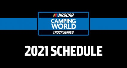 Truck Series Schedule Set