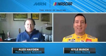 2021 Preseason Interview with Kyle Busch