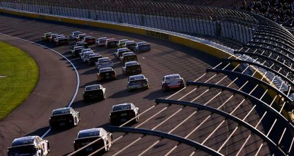 Las Vegas Race Center – Lineups