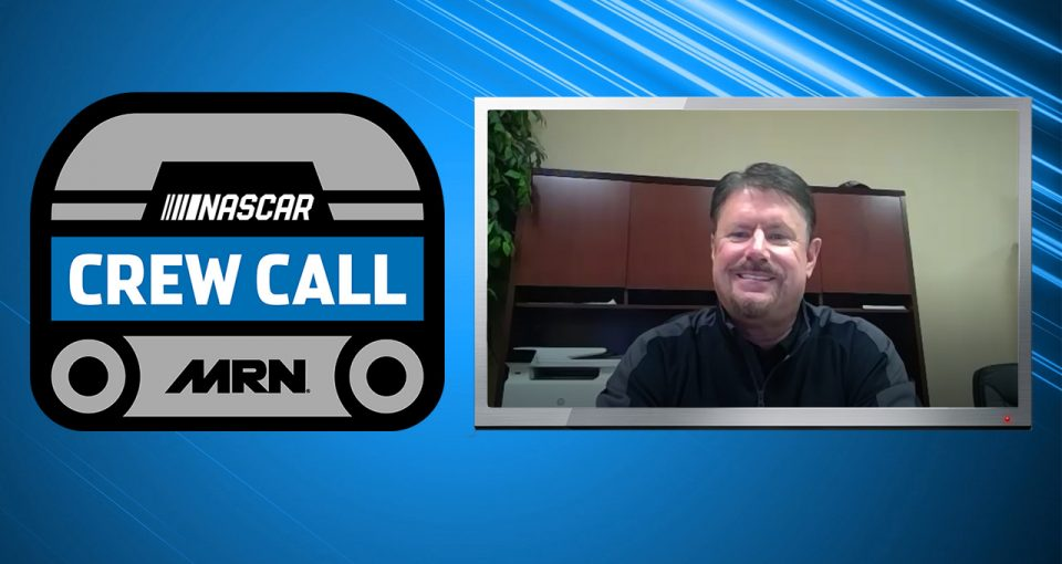 MRN Crew Call: Andy Petree