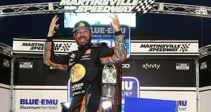Pistone: Truex Jr., short-track king